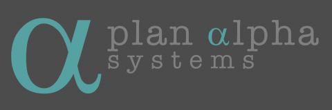 planalpha system logo