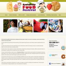 Caerphilly Food Festival